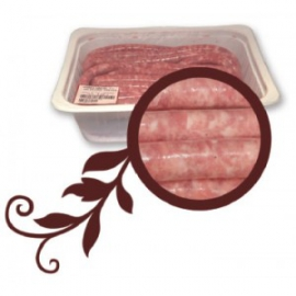 Salchicha Fresca Bandeja 400 grs. (7,72€/kg)