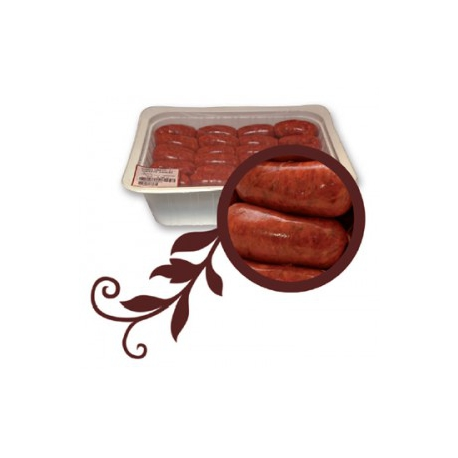 Chorizo  Casero Dulce Bandeja 1,3 kg. (7,36€/kg)