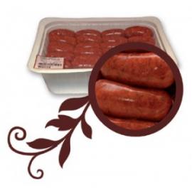 Chorizo  Casero Dulce Bandeja 500 grs. (7,60€/kg)