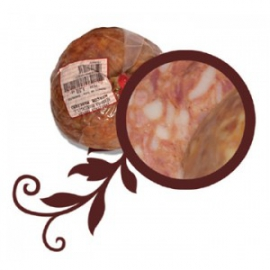 Morcón Bola Rojo Porción 300 grs. (6,93€/kg)
