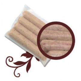 Salchicha Bratwurst Paquete 4 unidades 350 grs. (9,05€/kg)