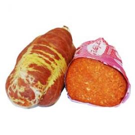Sobrasada Extra Dulce Pieza 2 kg. (5,97€/kg)